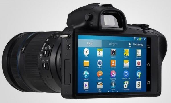 לחפש מצלמה חדשה על מסך המצלמה הישנה
