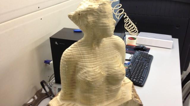 מה עדיף? רובוט אינסוף צירים או מדפסת תלת מימדית?