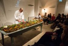 Re-Alive מיצג עיצוב אוכל FoodLab