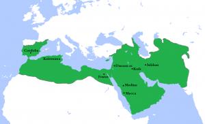 הח׳אליפות של עבאס במאה השמינית לספירה